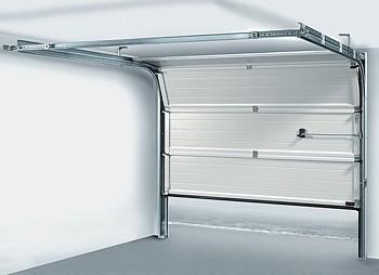 sectional Doors, секционные ворота, установка, монтаж, сбор, инструкция