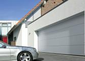 секционные гаражные ворота, стандартные гаражные ворота, Sectional garage doors