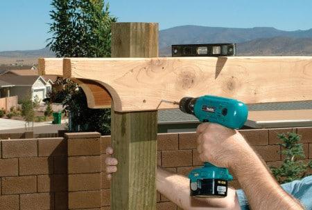 Как сделать перголу своими руками из дерева, металла своими руками - пошаговая инструкция