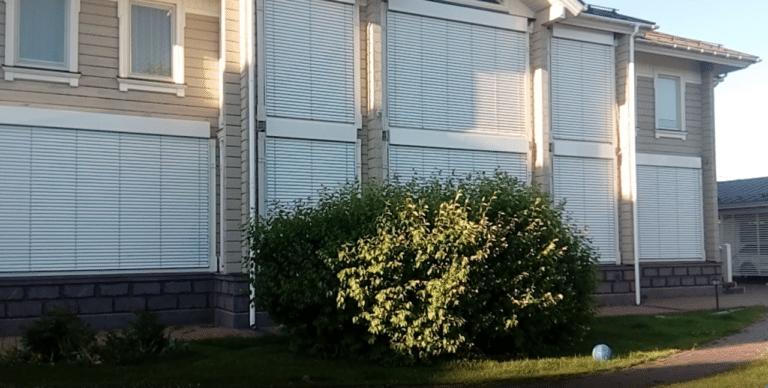 защитить окна