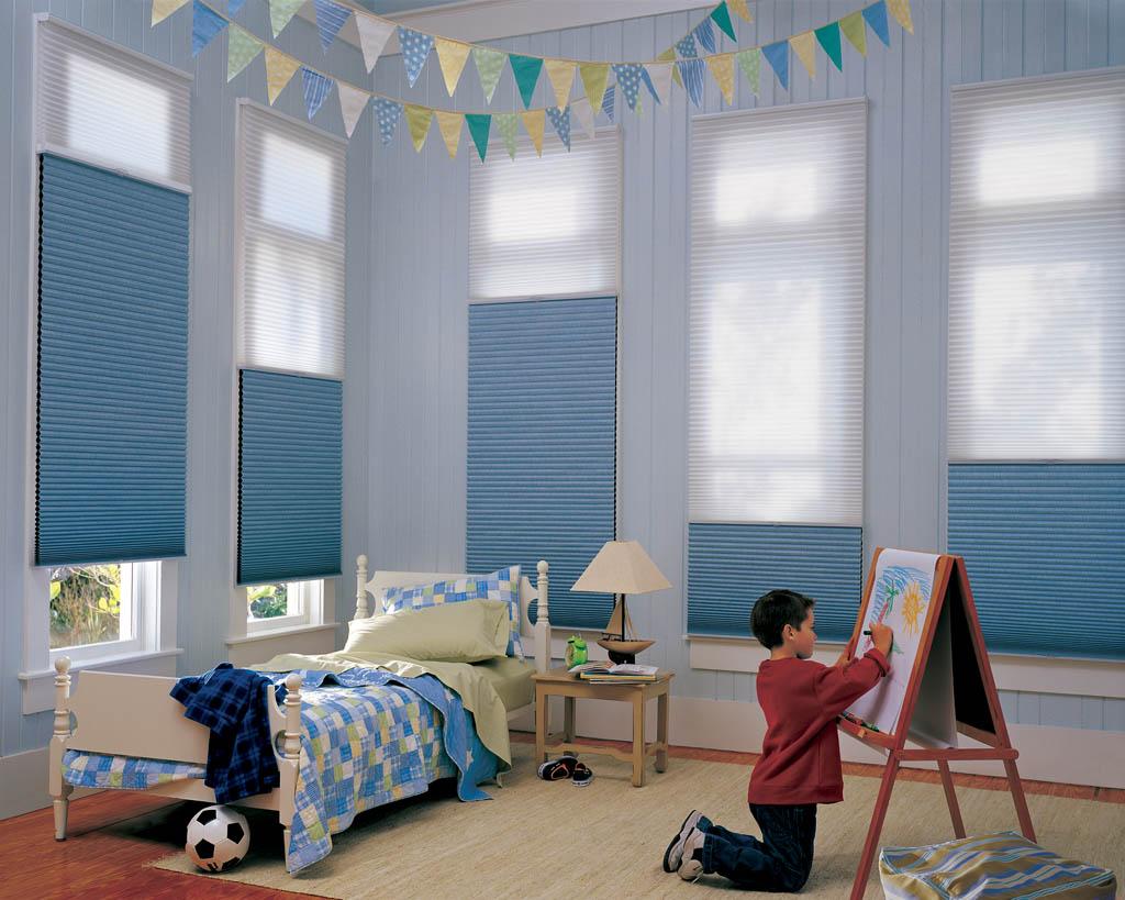 жалюзи для детской комнаты