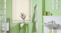 Жалюзи для ванной — конструкционные особенности