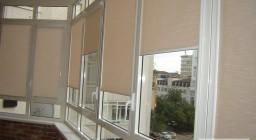 Жалюзи на балкон — конструкционные особенности